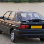 Sierra RS Cosworth and Ford Escort Workshop Manual