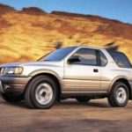 Isuzu Rodeo Sport 2001 2002 – Factory Service Manual – Car Service Manuals