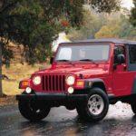 Jeep Wrangler 2004 Workshop Service Repair Manual