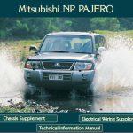 Mitsubishi Pajero 2002 – Workshop Service Repair Manual – Fuel Economy