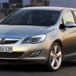 Opel Astra 2011 – Service Manual – Body Repair