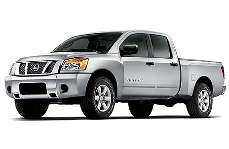 Nissan Titan 2011 - Service Manual - Car Service