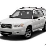 2006 Subaru Forester – Service Manual Forester – Car Service Manuals