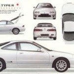 Acura Integra 1996 1997 Hatchback – Service Manual – Car Service