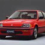 Honda Civic Hatchback 1984 1985 1986 – Service Manual – Car Service Manuals