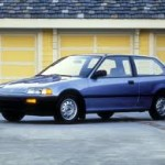 Honda Civic Hatchback Wagon 1987 – Service Manual – Car Service Manuals