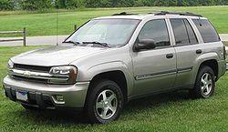 Chevrolet Trailblazer 2002 Service Manual – Repair7