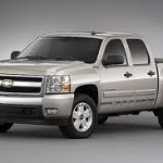 Chevrolet Silverado 2007 2008 2009 Car Body Repair Manual