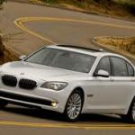 Owners Manual bmw 750i Sedan 2011