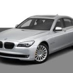 Owners Manual bmw 750Li Sedan 2009