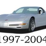 Chevrolet Corvette 1997 1998 1999 2000 2001 2002 2003 2004 Service Repair Manual