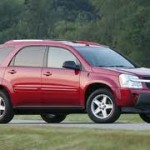 Chevrolet Equinox 2005 2006 2007 2008 Factory Service Manual