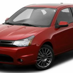 Factory Service Manual Ford Focus 2008 2009 2010 2011