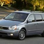 KIA Sedona 1995-1996-1997-1998-1999-2000 Body Repair Manual