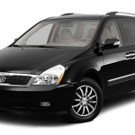 KIA Sedona 2006-2007-2008-2009-2010-2011-2012 Body Repair Manual