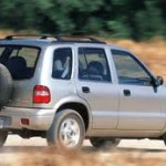 Kia Sportage Body Repair Manual 1995-1996-1997-1998-1999-2000