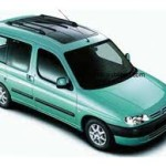 Body Repair Manual Peugeot Partner Citroen Verlingo 1996 1997 1998 1999 2000