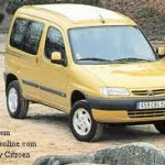 Service Repair Manual Peugeot Partner Citroen Verlingo 1996 1997 1998 1999 2000