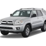 Toyota 4Runner 2007 2008 Factory Service Manual