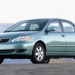 Toyota Corolla 2004 2005 2006 2007 Factory Service Manual