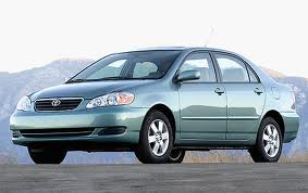 Factory Service Manual Toyota Corolla 2004 2005 2006 2007 - CarService
