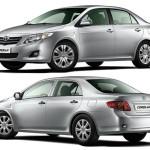Toyota Corolla 2009 2010 Body Repair Manual – Car service