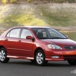 Toyota Corolla 2004 2005 2006 2007 Service Repair Manual