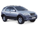 Kia Sorento 2008 2009 Service Workshop Repair Manual