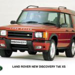 Land Rover Discovery Series 2 1999 2000 2001 2002 Factory Service Manual