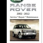 Land Rover Range Rover 2008 2009 2010 Repair Workshop Manual – Car Service