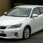 Lexus Ct200h (zwa10) Workshop Service Repair Manual
