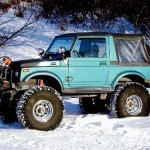 Suzuki Samurai Factory Service Repair Manual 1986,1987,1988