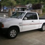 1992 Mazda Pickup Trucks B Series Technical Service Repair Manual