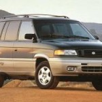 Mazda MPV Service Repair Manual 1989 1990 1993 1995 1996