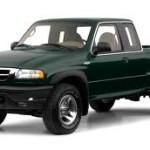 1998 1999 2001 Mazda B2500 Pickup Truck Service Manual