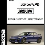 2003 2011 Mazda RX8 Factory Service Repair manual – CarService