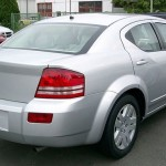 Dodge Avenger 2008 Owners Manual – Service Repair Manual