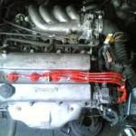 Engine Z5-DOHC Mazda Technical Workshop Repair Manual