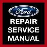 Ford Escape 2002 2004 2005 2006 2007 Workshop Service Repair Manual – Car Service