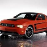Ford Mustang 2012 Maintenance and Owner User Manual – Car Service