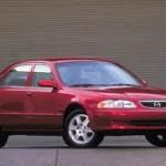 Mazda 626 1998 1999 2000 2001 Workshop Service Repair Manual
