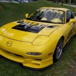 Mazda Rx-7 1993 Technical Service Repair Manual – Car Service