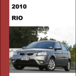 2010 Kia Rio Factory Service Repair Manual – Mechanical Specifications