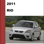 2011 Kia Rio Factory Service Repair Manual – Mechanical Specifications