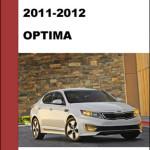 Kia Optima 2011 2012 Technical Workshop Service Repair Manual – Mechanical Specs