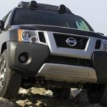 Nissan xterra 2003 Workshop Service Repair Manual – Mechanical Information
