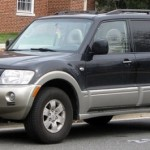 Mitsubishi Montero Pajero 2002 2003 Factory Service Repair Manual