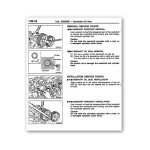 Mitsubishi Pajero Montero 1993 1994 Factory Service Repair Manual