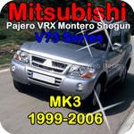 service repair manual for Mitsubishi Montero Pajero Shogun 2000 2001 2002 2003 2005 V6