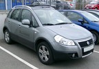 Fiat Sedici (Suzuki SX4) 2005-2009 Workshop Service Auto Repair Manual